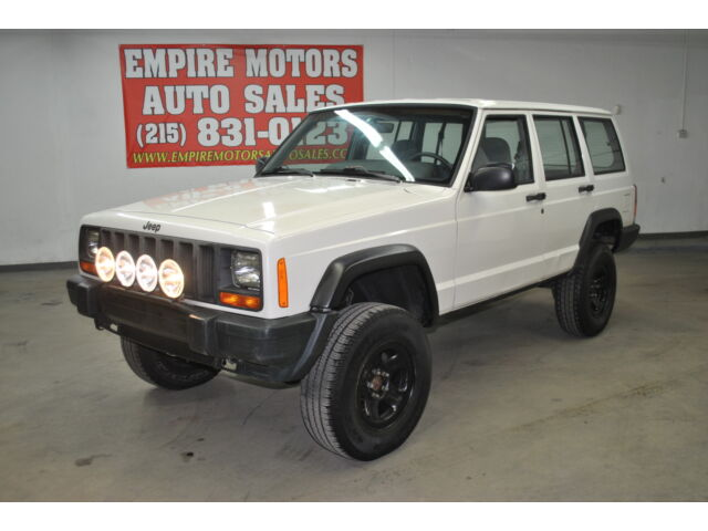 1997 Jeep Cherokee For Sale