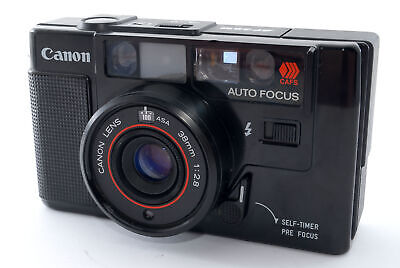 [EXCELLENT] Canon AF35M 38mm f/2.8 Point & Shoot Film Camera (2720)