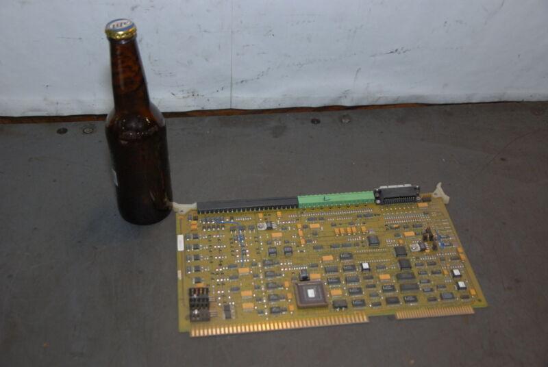 Cincinnati injection molder board DVD 3-542-1103A,45921219,REV-A INV=28911