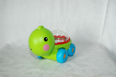 Fisher Price Poppity Pop Turtle Toddler Baby Kid Play gross motor Game Toy -