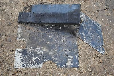 Dirtdebris Engine Protectorcover Bobcat 863 Skid Steer