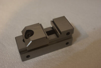 1 Precision Grinding Toolmaker Screwless Vise