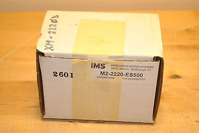 Ims Intelligent Motion Systems M2-2220-d Stepping Motor M2-2220-es500
