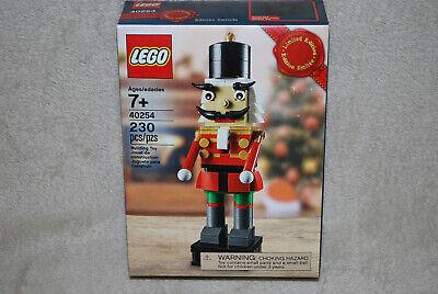 LEGO New 40254 Nutcracker 2017 Holidays Christmas Limited Edition NISB Sealed