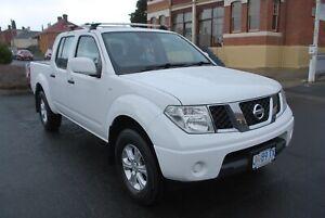 2012 Nissan Navara RX (4x4) North Hobart Hobart City Preview