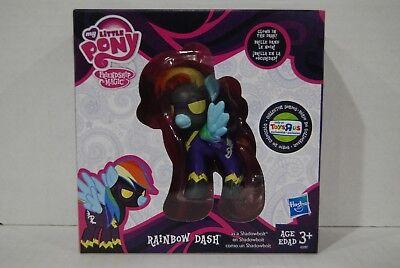 My Little Pony FIM Rainbow Dash as a Shadowbolt Toys R Us Exclusive GITD 20%❄ - Rainbow Dash 20