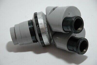 Nikon Smz-2 Stereo Zoom Microscope Head No Eye Piece