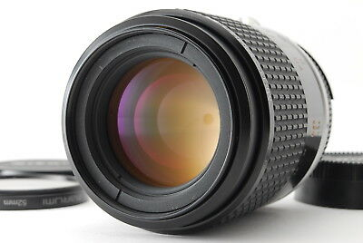 NEAR MINT Nikon MICRO NIKKOR 105mm F2.8 Ai-s with Filter from JAPAN A0010