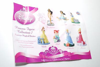 - Disney PRINCESS MINI MAGICAL FIGURE COLLECTION 7 CAKE TOPPERS  VHTF