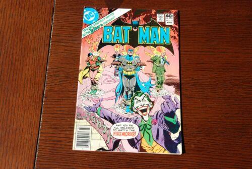 Batman 321 VF/NM Bronze Age comic featuring The Joker!