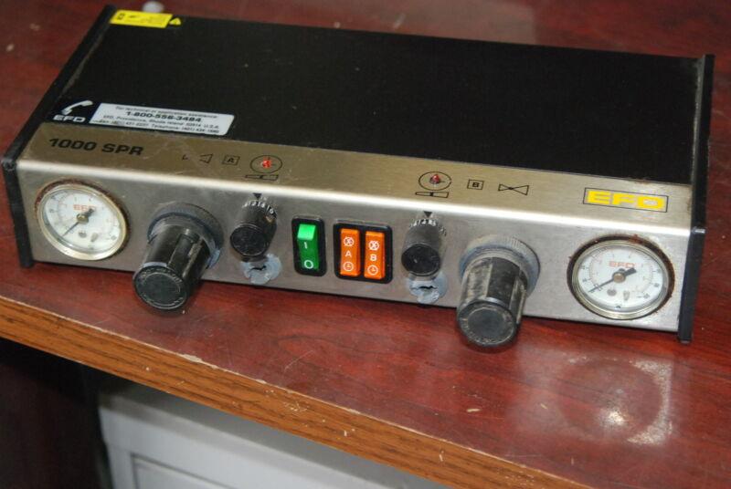EFD Model: 1000 SPR, Fluid Dispenser,  Used