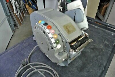 Better Pack 555 L Auto Wet Packing Tape Machine W Heater Automatic Better Pack