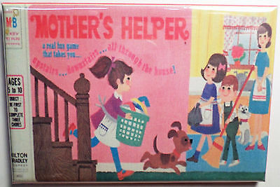Mother's Helper Board Game Box 2