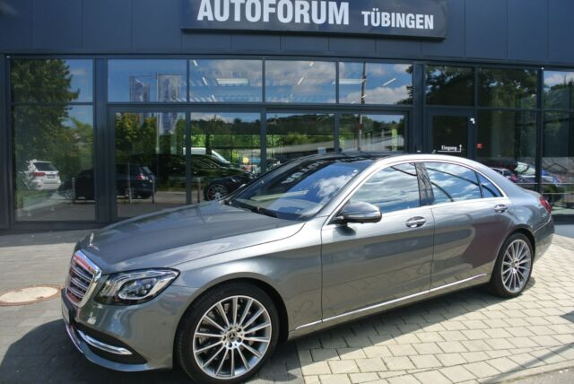 "Mercedes-Benz S 600 L *FACELIFT*PANORAMA*TV*STANDH*20""AMG*"