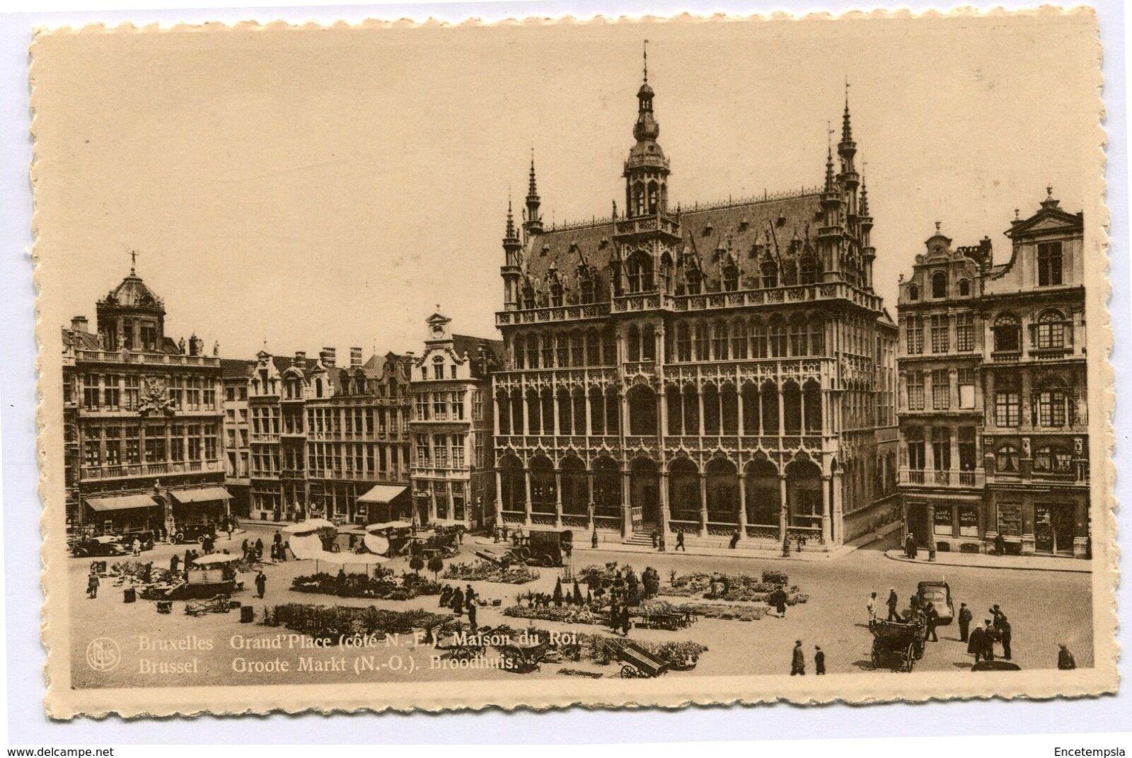 CPA-Carte postale-Belgique-Bruxelles -Grand place (CP2145)