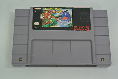 Super Mario World 2 Yoshi's Island For Super Nintendo SNES AUTHENTIC OEM SAVES
