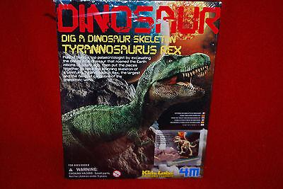 Kidz Labs T-Rex Dinosaur Skeleton Excavation Set Bones Archaeology Free Ship
