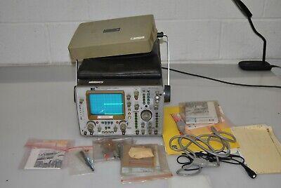 Hp T 1742a Oscilloscope 100 Mhz