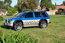 4x4 Nissan Terrano Wagon turbo diesel Sunbury Hume Area Preview