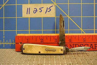 2 Blade Colonial Pocket Knife