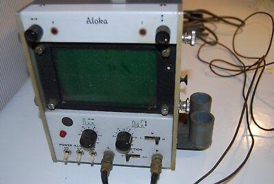 E1 Ancien appareil médical ALOKA SSD-20B USI-15B Cinéma Ou mediese toestel
