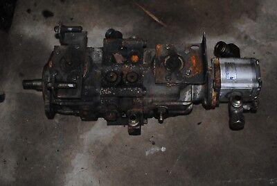Hydraulic Tandem Pump Core Bobcat 763 Skid Steer