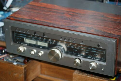 Luxman R1120 Receiver 1 Owner With All boxes and Packing- Works perfectly