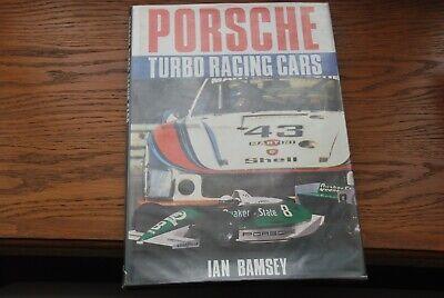 PORSCHE TURBO RACING CARS par Ian Bamsey