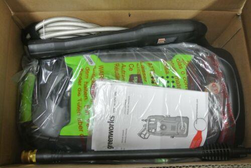 Greenworks GPW1602 Electric Pressure Washer 1600 PSI Vertical  ---- (D00)