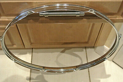 Vintage Ludwig Floor Tom Parts Rim Hoop 8 Lug