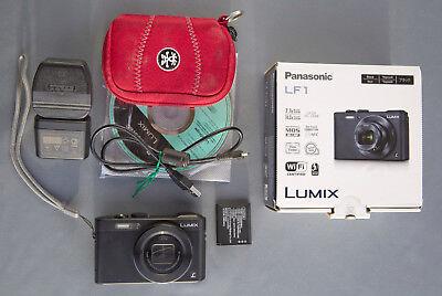 Panasonic LUMIX DMC-LF1 12.1MP Digital Camera - Black for sale  Shipping to Nigeria