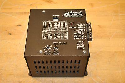 Anaheim Automation Step Driver Dpd60001