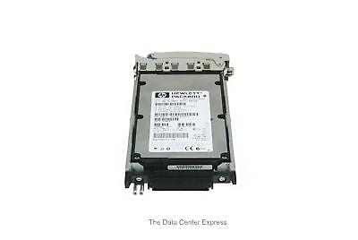 HP 9.1GB Wide Ultra2 SCSI 7.2K rpm Hot Plug Hard Drive D6106A Seller Refurbished ()