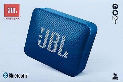 JBL GO2+ Portable Bluetooth Speaker - New