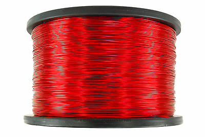 Temco Magnet Wire 22 Awg Gauge Enameled Copper 10lb 5010ft 155c Coil Winding