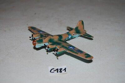 C181 Jouet ancien - Avion militaire en métal - army Maisto
