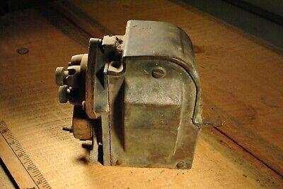 Original Vintage Splitdorf Aero Tractor 4 Cylinder Brass Magneto