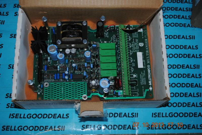 Milltronics 24751290 Multiranger Plus Control Board New