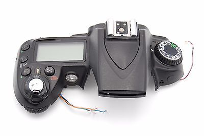 NIKON D90 TOP COVER UNIT WITH LCD REPLACEMENT REPAIR PART