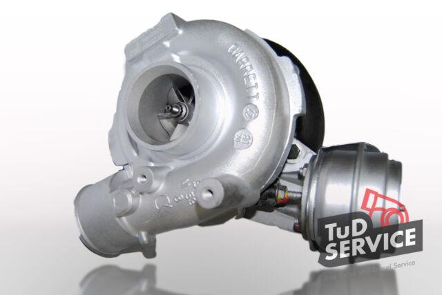 Turbolader BMW 525 d E39 OPEL Omega B 11657781435 860049 GT20 2,5 DTI 710415