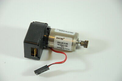 Escap Gold Plated 22n48 213e 9v 3.8w Dc Motor With Heds-5500 Encoder