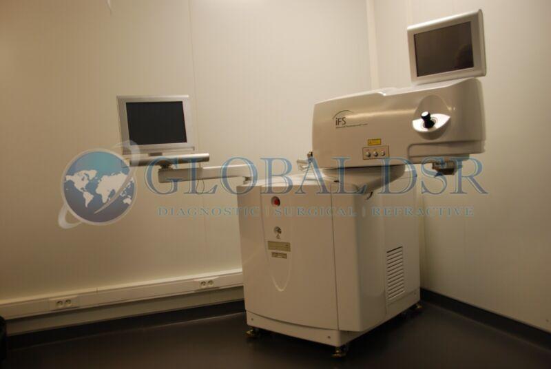 AMO Intralase iFS 150Hz  Gen 5 Femtosecond Laser