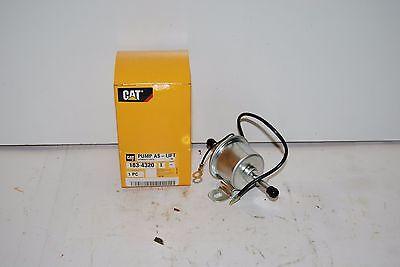 CAT 183-4320 FUEL TRANSFER PUMP, ELECTRIC LIFT PUMP CATERPILLAR  AS - LIFT NEW