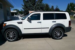 2007 Dodge Nitro with only 142,xxxkms