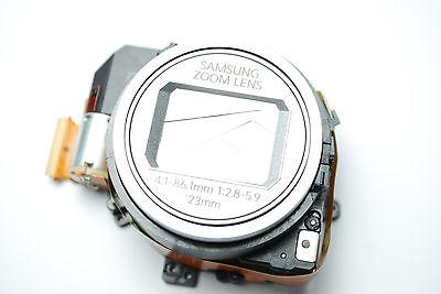Genuine New Lens Focus Zoom For Samsung GC200 Digital Camera  Part Silver