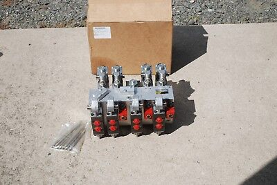 Parker 6065098 Hydraulic Directional Control Valve Grove M1079 Lmtv Wrecker