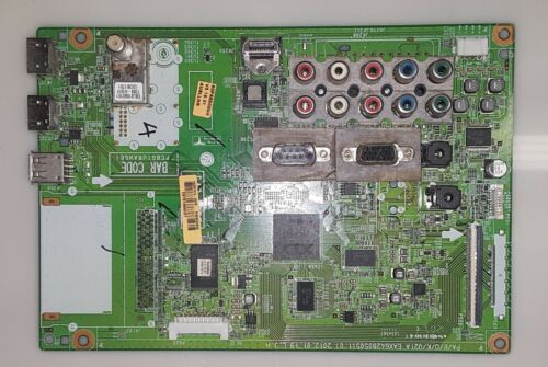 LG Main board for 60PA5500-UA, EBT61855027, EAX64280505