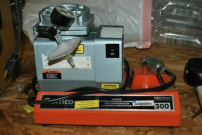 Allied Healthcare Gomco 300 Aspirator Suction Pump Clean