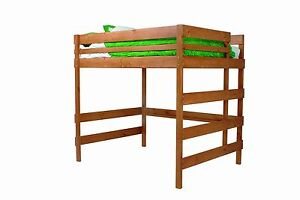 wtb wanted bunkers queen high loft bed - Bunkers Loft Bed