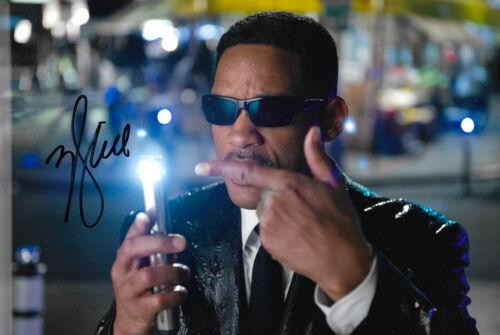 """Will Smith """"Men In Black"""" Autogramm signed 20x30 cm Bild"""